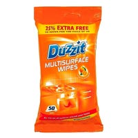 Duzzit Multi-Surface Wipes 50 Pack