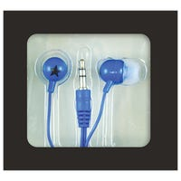 Mini In-Ear Headphones Blue