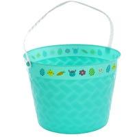 Easter Bucket Turquoise