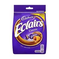 Cadbury Chocolate Eclairs 166g