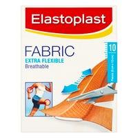Elastoplast Fabric Extra Flexible Dressing 6 x 10cm