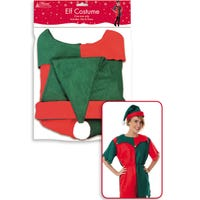 Christmas Elf Dress Up Costume