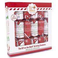Elf On The Shelf Crackers 6 Pack