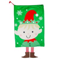 Christmas Elf Gift Sack