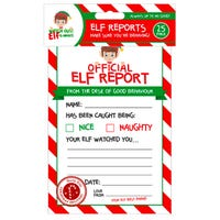 Elf Reports 25 Pack