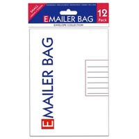 E-Mailer Bags in Small 12 Pack
