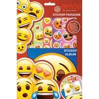 Emoji Paradise Stciker Set
