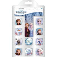 Disney Frozen 2 Eraser Pack 10 Pack