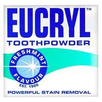 Eucryl Tooth Powder in Fresh Mint