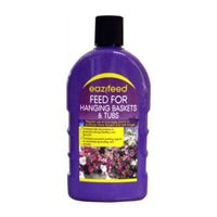 Feed For Hanging Baskets and Tubs 500ml