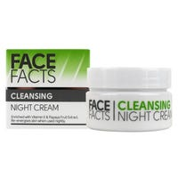 Face Facts Cleansing Night Cream