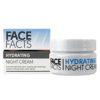 Face Facts Hydrating Night Cream 50ml