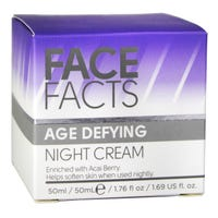 Face Facts Age Defying Night Cream 50ml