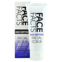 Face Facts Age Defying Facial Scrub 75ml