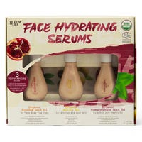 Oleum Vera Face Hydrating Serum Set with Marula Oil