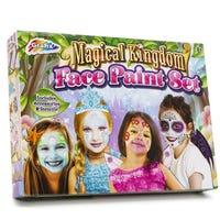 Magical Kingdom Face Paint Set
