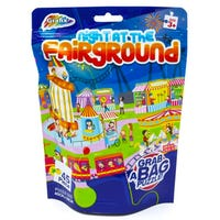 Grafix Night At The Fairground Puzzle Bag 45 Pieces