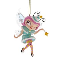 The World Of Miss Mindy Party Fairy Hanging Ornament