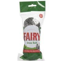 Fairy Inox Scourer Balls 3 Pack