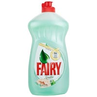 Fairy Washing Up Liquid Tea Tree 450ml