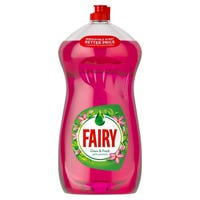 Fairy Washing Up Liquid Pink Jasmine 520ml