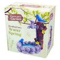 Rowan Fairy Garden Water Spring