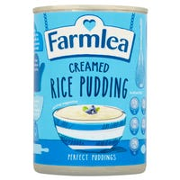 Farmlea Creamed Rice Pudding 400g