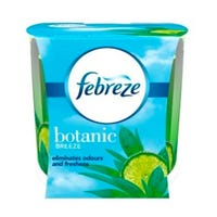 Febreze Botanic Breeze Candle 100g