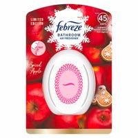 Febreze Bathroom Air Freshener Spiced Apple