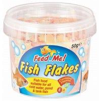 Feed Me Fish Flakes 50g