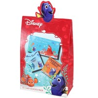 Disney Pixar Finding Dory School Pack 32 Pack Cards