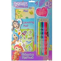 Fingerlings Colouring Play Pack