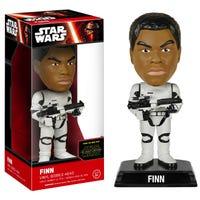 Star Wars Wacky Wobbler in Finn Storm Tropper
