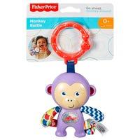 Fisher Price Monkey Rattle
