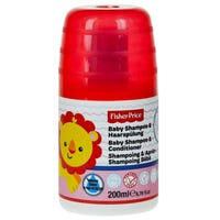 Fisher Price Baby Shampoo and Conditioner 2in1 Pump 200ml