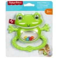 Fisher Price Safari Animal Frog Teether