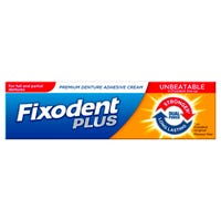 Fixodent Plus Dual Power Denture Adhesive Cream 40g