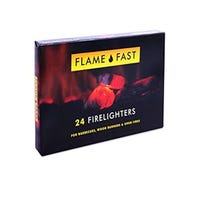 Flamefast Firelighters 24 Pack