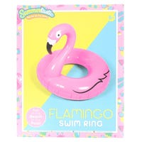 Swim Ring Flamingo