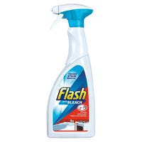Flash Cleaner With Bleach 500ml
