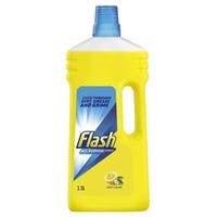 Flash All Purpose Liquid Cleaner Lemon 1.5L
