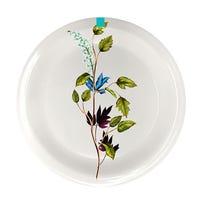Edgo Melamine Floral Branch Plate 8inch