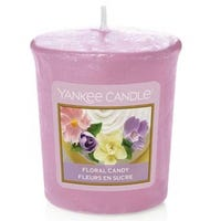 Yankee Votive Floral Candy 49g