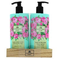 Floral Hall Roses Handwash and Lotion 500ml