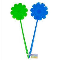 Fly Swatters Blue and Green 2 Pack