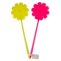 Fly Swatters Pink and Yellow 2 Pack