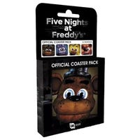 Five Nights At Freddys Coaster Pack