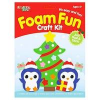 Christmas Foam Fun Penguin Craft Kit