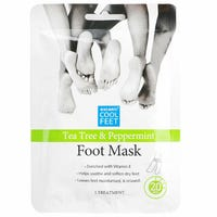 Escenti Cool Feet Tea Tree and Peppermint Foot Mask