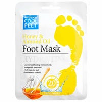 Escenti Cool Feet Honey and Almond Foot Mask